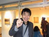 YOHEI YASUKI Exhibition初日