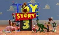 映画デビューは、「トイ・ストーリー3」。