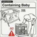 赤ん坊取扱い注意4