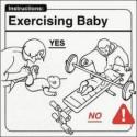 赤ん坊取扱い注意1